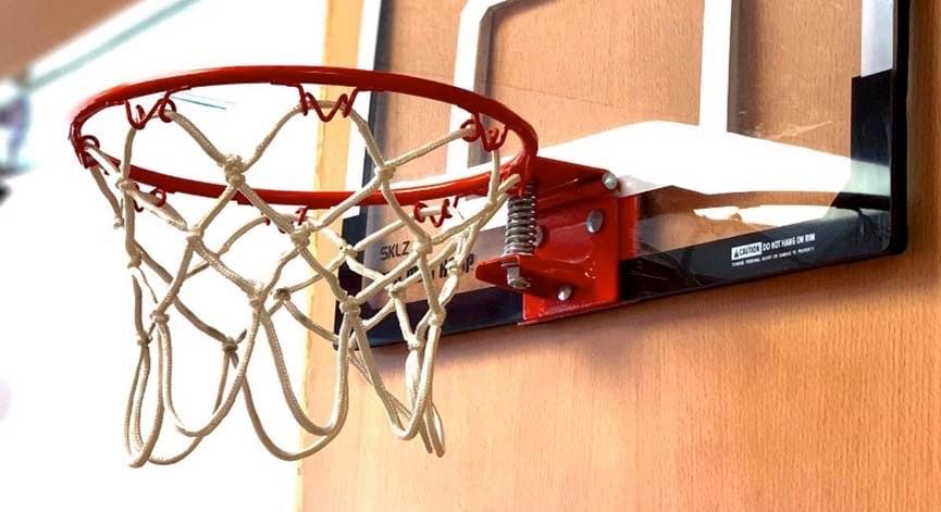 【開箱】SKLZ 可掛門籃球架
